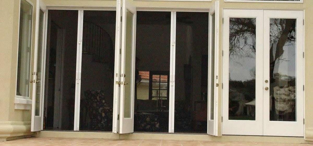 double-french-screen-doors